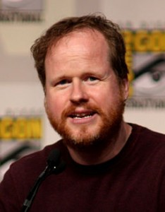 photo: Joss Whedon at Comic Con 2009. credit: Gage Skidmore