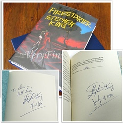 Example of A Double Signed Edition
