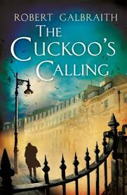 """The Cuckoo's Calling"" by JK ROWLING"